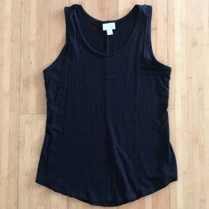Lularoe tank top Black!